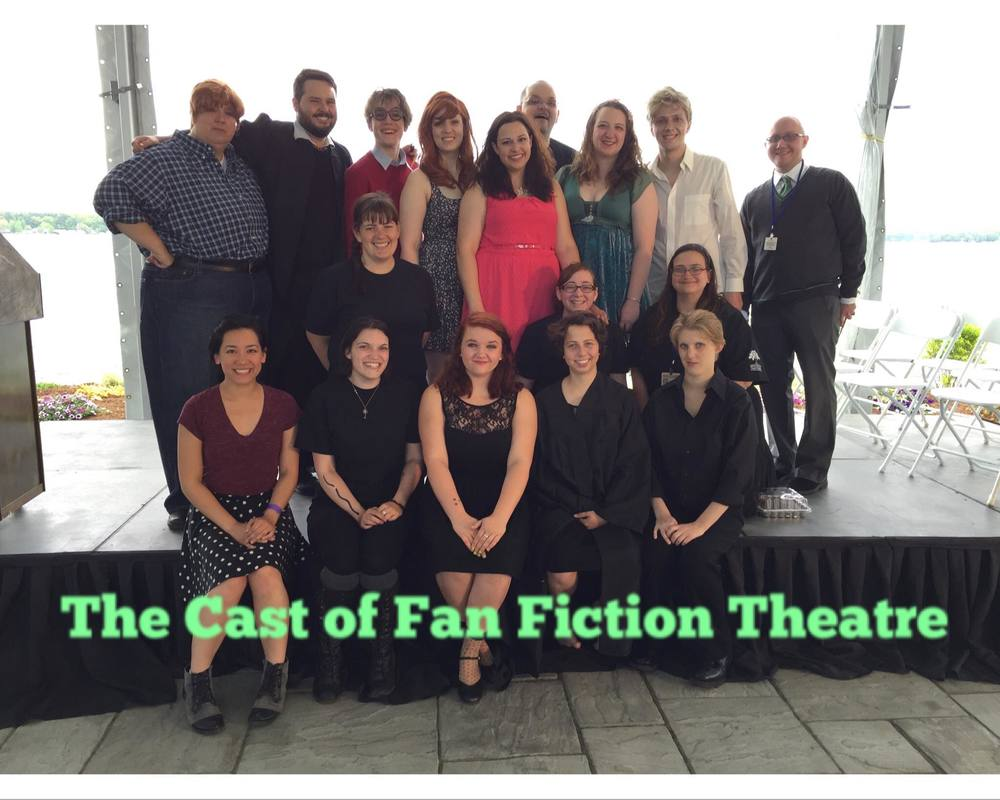 Fan Fiction Theatre