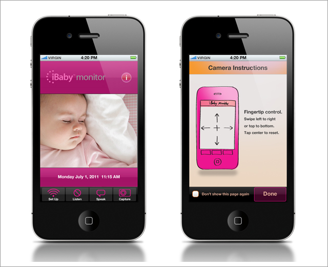 iBaby: app