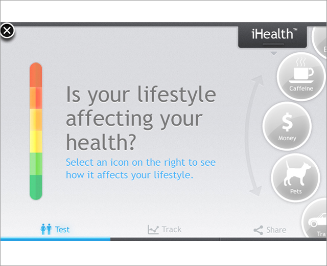 iHealth: iAd for Apple