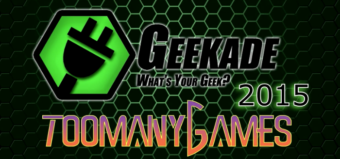 Click on this image for the complete YouTube playlist of our TooManyGames coverage. Oh, and feel free to subscribe while you're there!