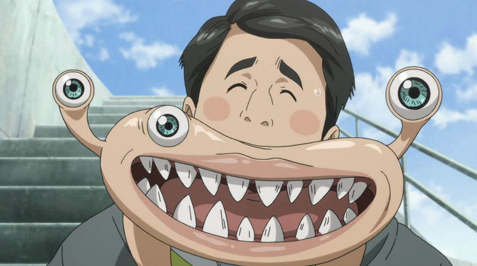 I assure you, not all of the parasytes are this cute and cuddly.