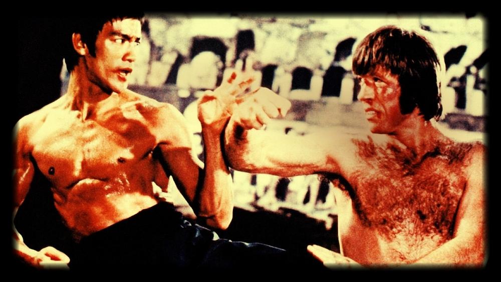 Kato vs Walker, Texas Ranger...