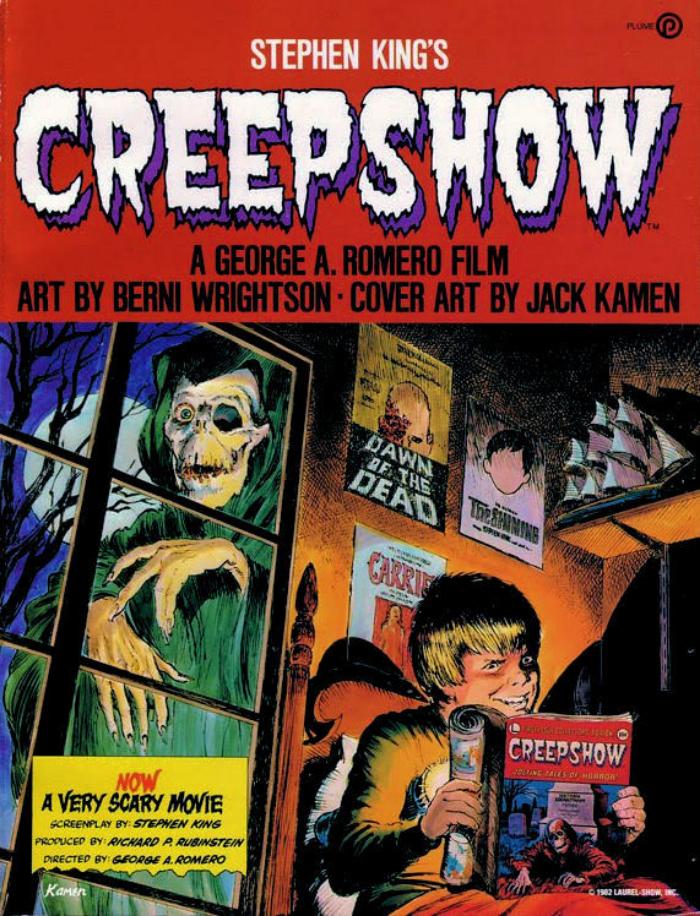 It's Creepshow within Creepshow... Creep-Ception?