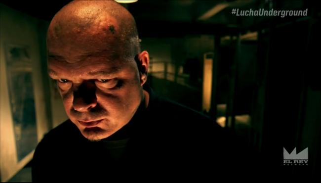 Vampiro as he looks today in Lucha Underground