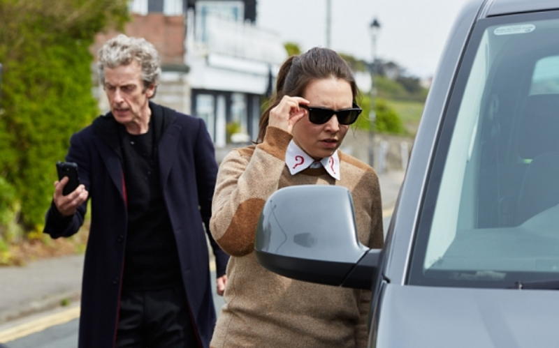 Doctor John Basil Disco and Petronella Osgood