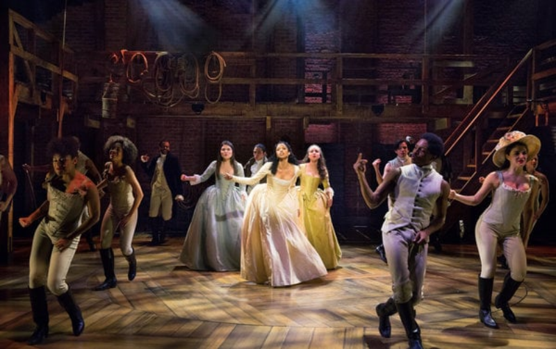 The Schuyler sisters, unsung heroes of Hamilton's story
