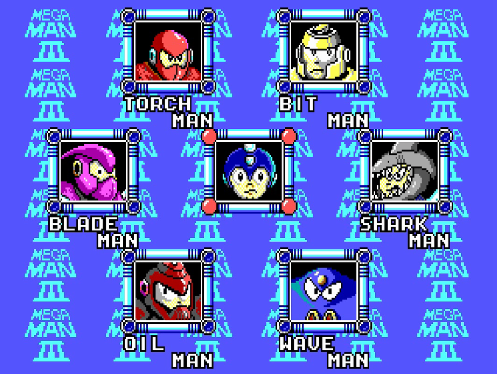 That might be the worst image of Mega Man I've ever seen.