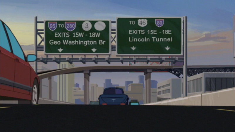 Don't take the Lincoln Tunnel!