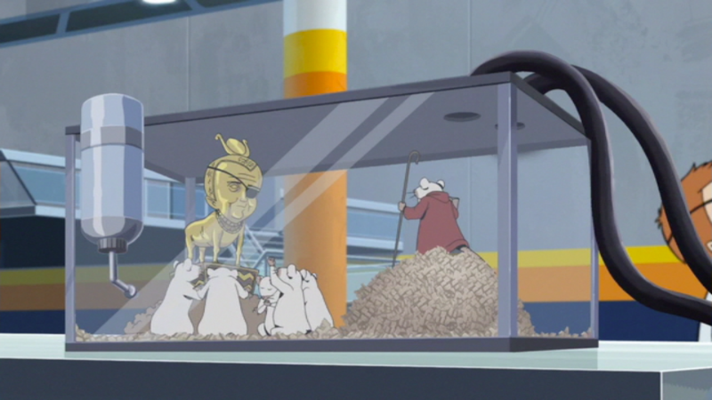In which The Venture Bros.singlehandedly redeems a decade of Catholic school.