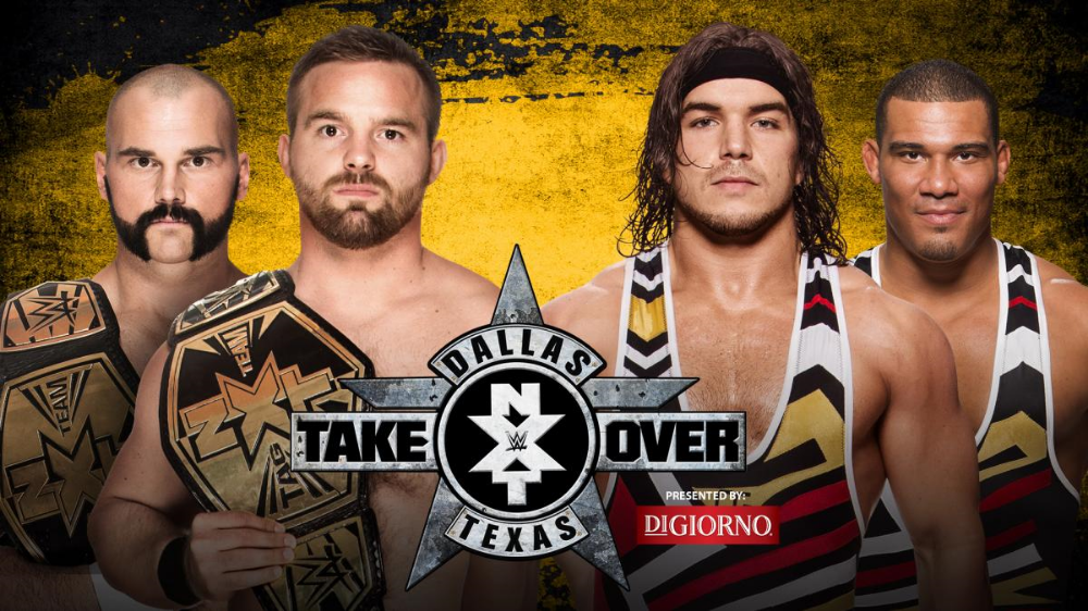 The Revival (C) vs American Alpha