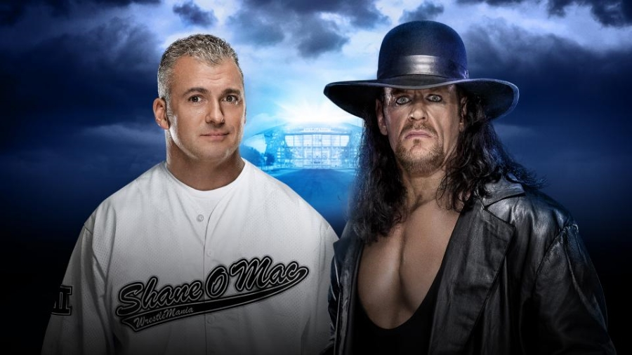 Shane McMahon vs The Undertaker - Hell in a Cell