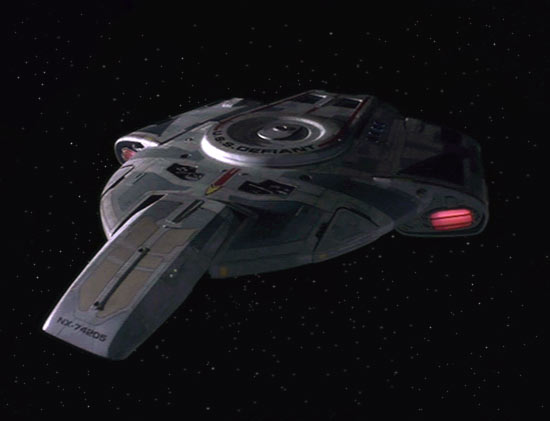 Of course, sometimes the sources and uses of power give you nimble, deadly, awesome starships.