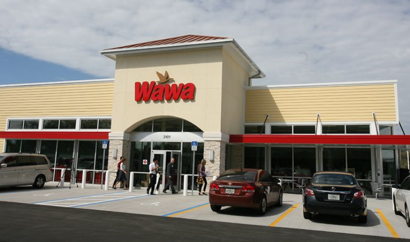 Wawa looks better than ever.