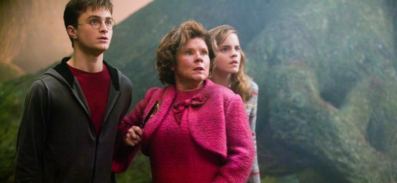 You probably should have given Hermione a little more credit, Umbridge.