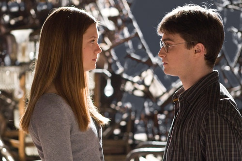Don't let him get away with it, Ginny.