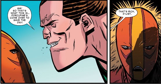 It's like this panel and my article are soulmates. (Art by Tigh Walker)