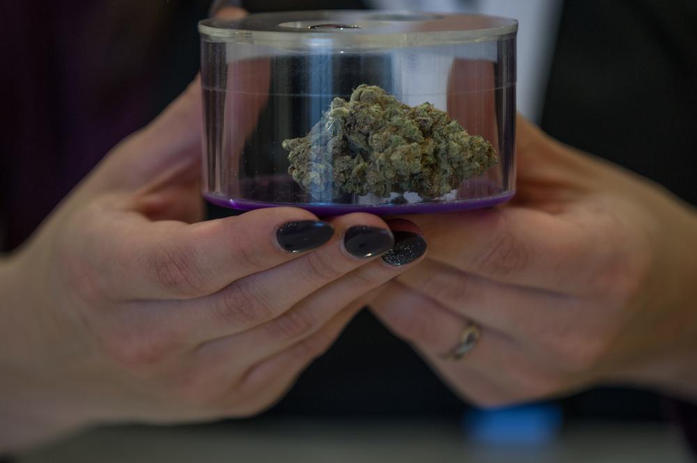 medical marijuana and treating PTSD symptoms