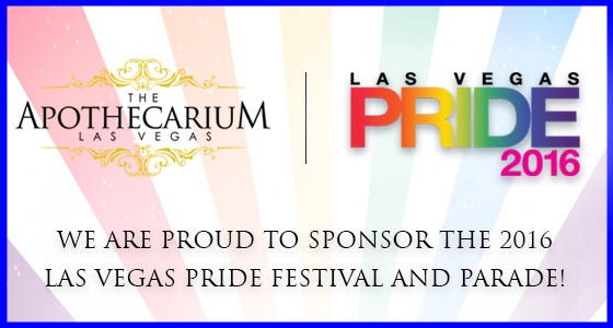 the apothecarium a medical marijuana dispensary sponsors las vegas pride