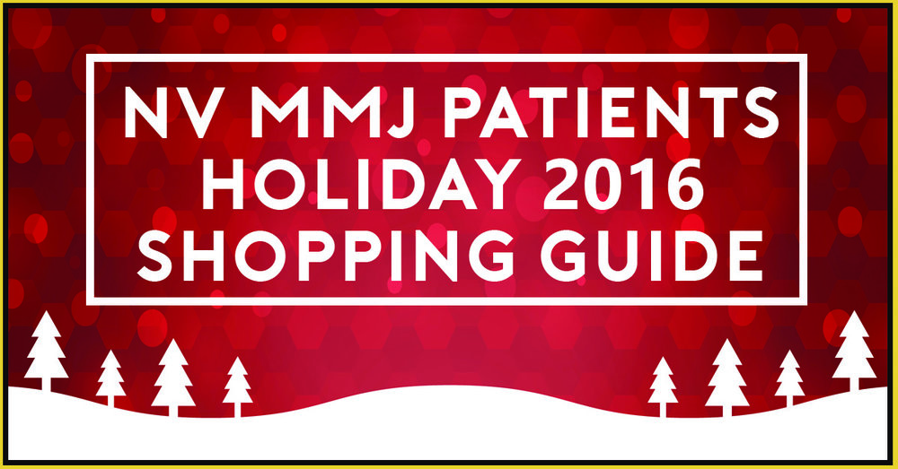 the apothecarium las vegas a medical cannabis dispensary discusses their holiday 2016 shopping suggestiions