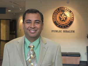 Vinny Taneja, MBBS, MPH Chair, BCHC Health Director,   Tarrant County Public Health Department