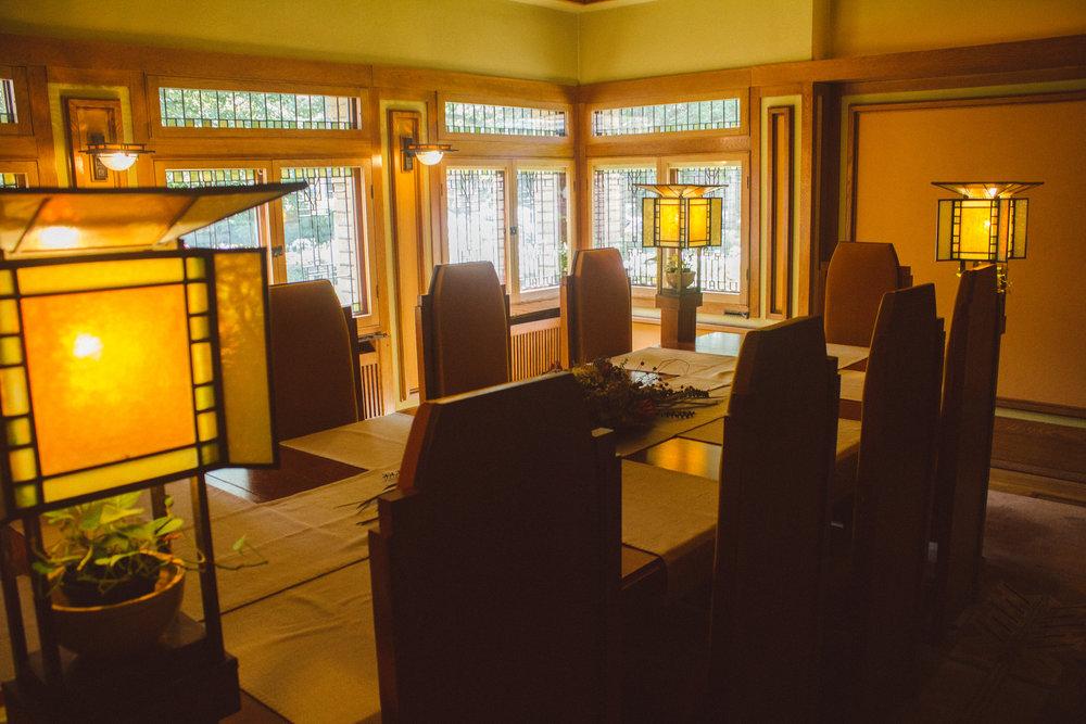 Meyer Dining room