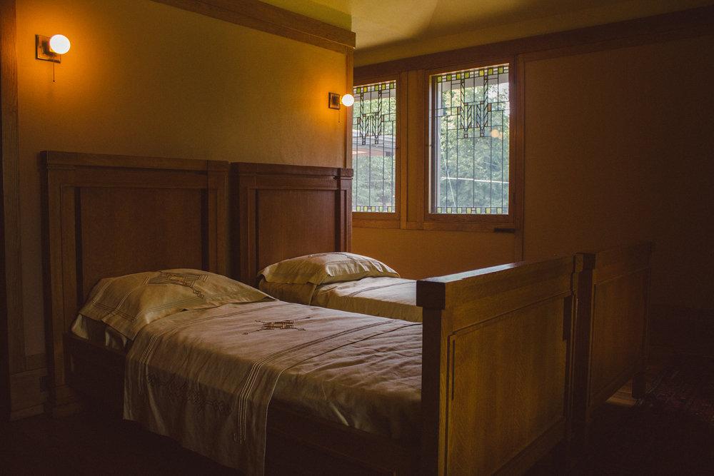 Meyer master bedroom