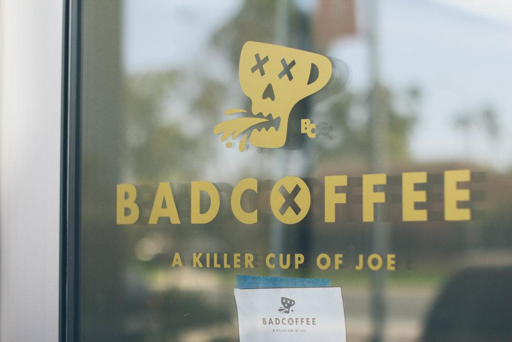 Bad Coffee - Costa Mesa, CA