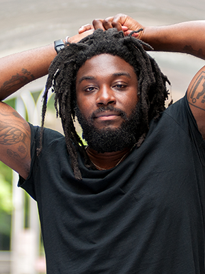 Jason Reynolds friday general session
