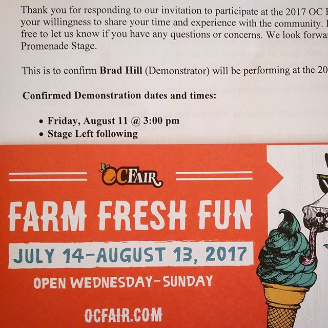 I'm officially presenting at the OC Fair on Friday, August 11th at 3pm! I'll be in the Culinary Arts area talking about taro (obviously), and demoing my taro chips and taro pizzas #cookuary #ocfair