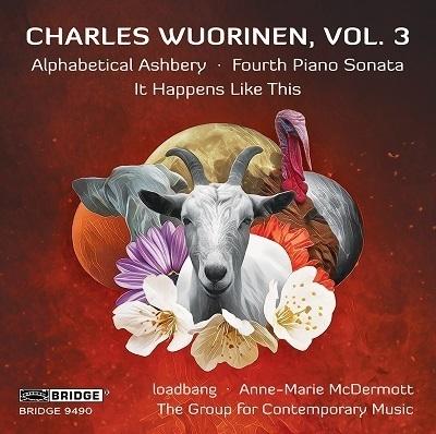 Charles Wuorinen  :   It Happens Like This .  2017.
