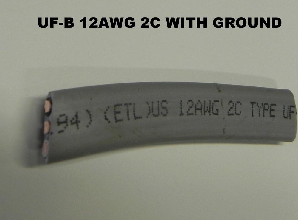 Wire Type Tw Uf - WIRE Center •