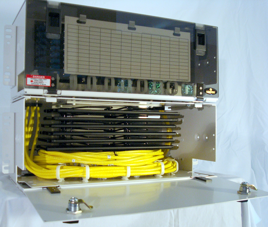Front Picture of an SC 96 Combination Shelf