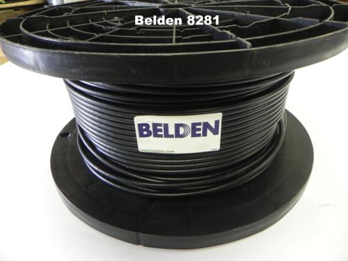 BELDEN 8281