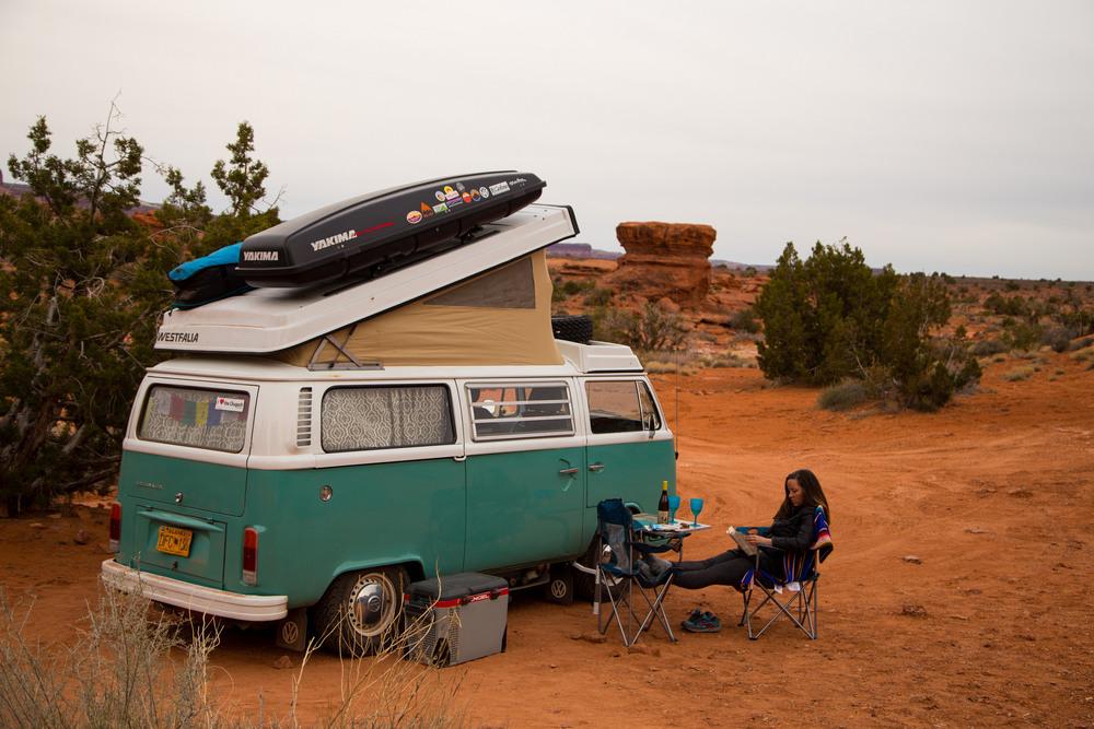 Our favorite campsite thus far.