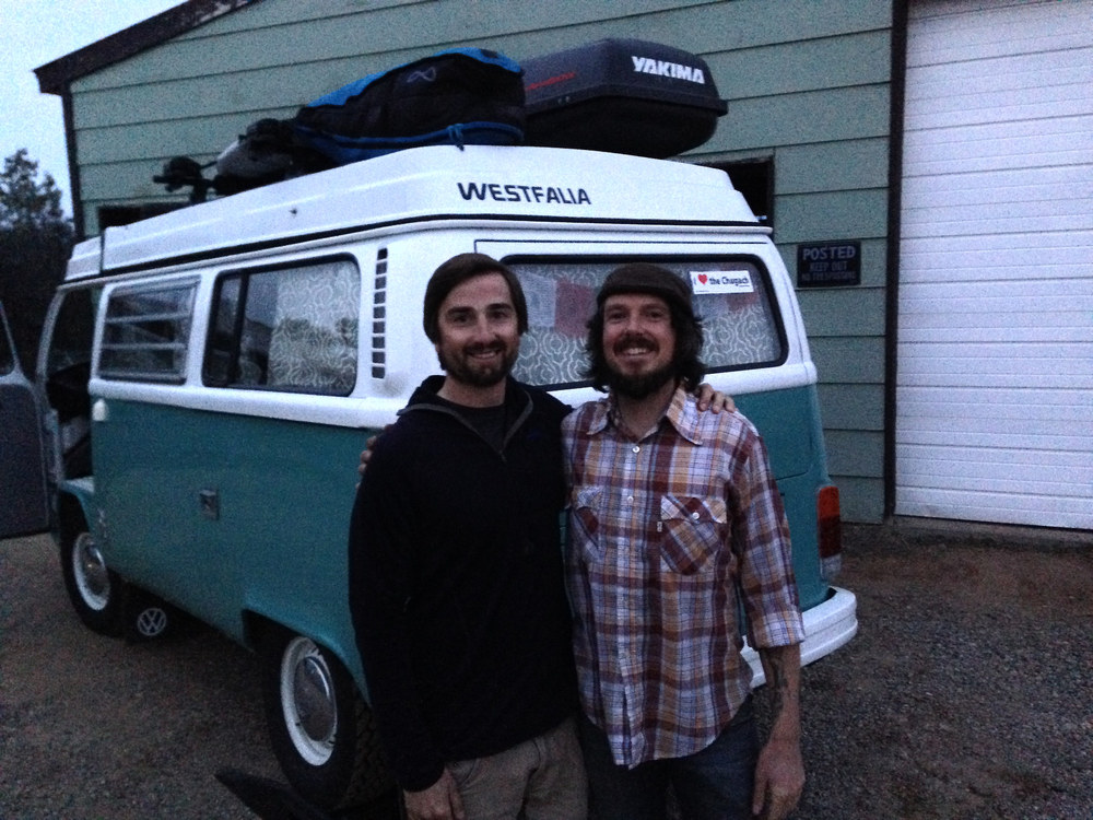 Dillon also met up with Mick from Boxer Swaps in Durango, a pioneer in the Subaru conversion business.