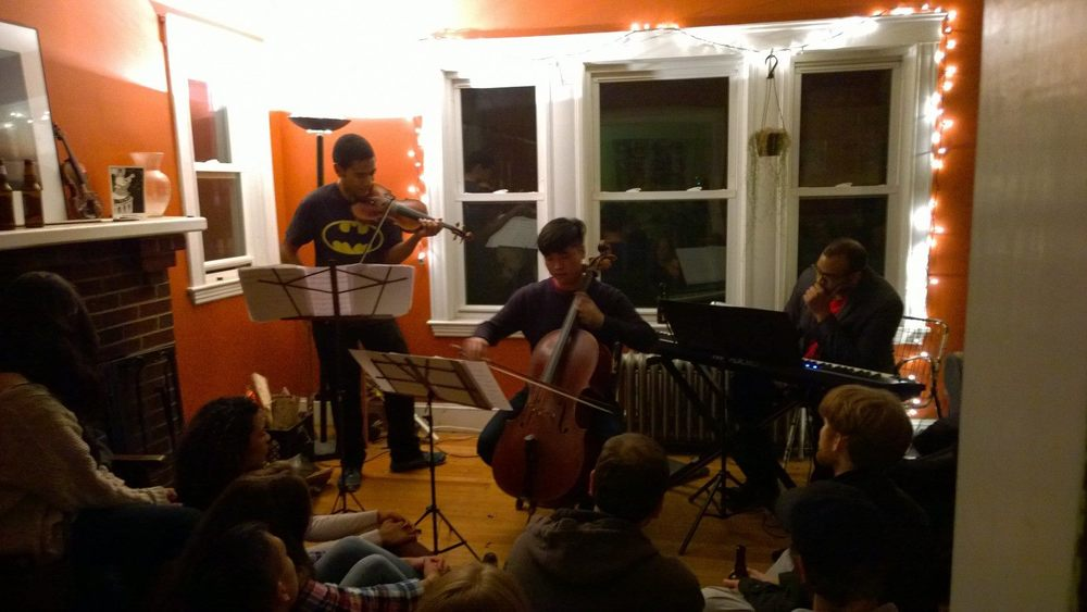 House Concert Jammin'