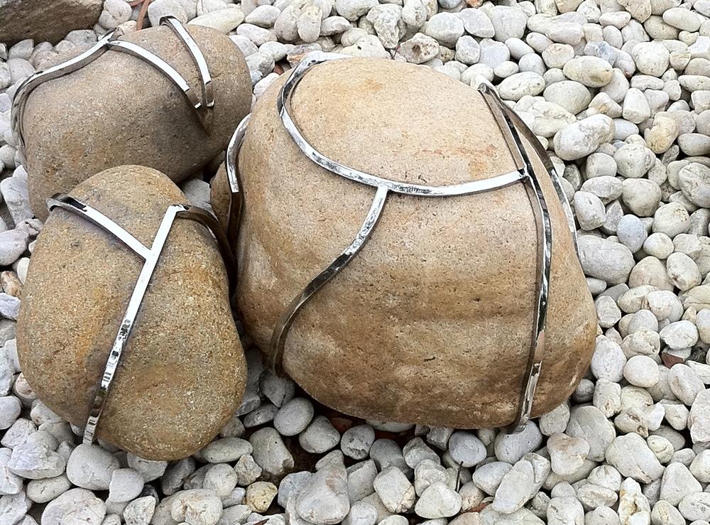 Trapped Rocks