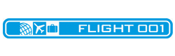 Flight 001 logo