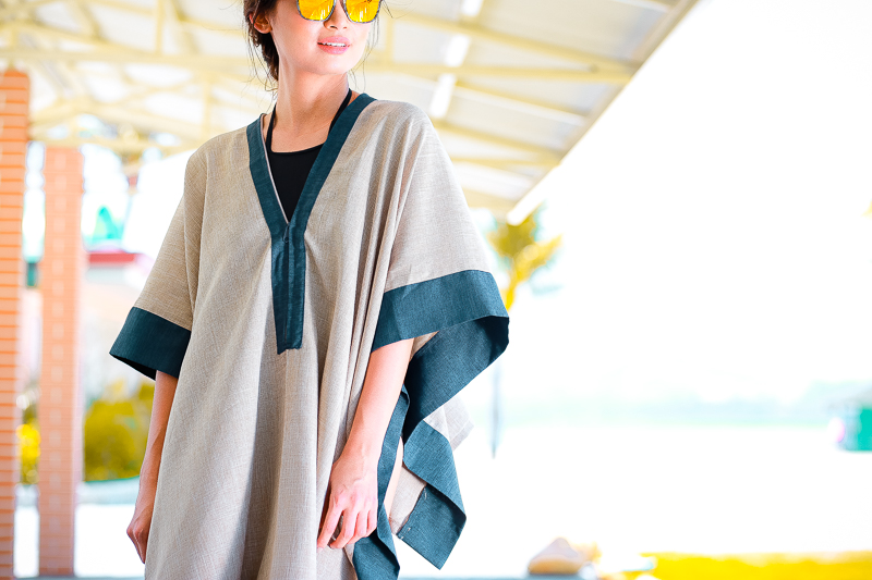 Terra - Two-way Poncho