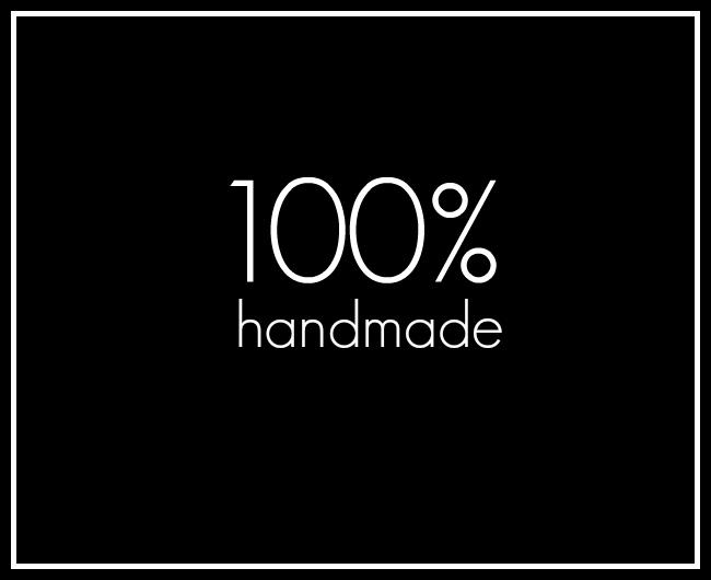 100 handmade
