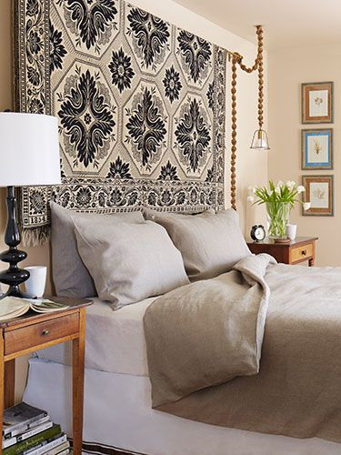 Boost Your Bedroom's Appeal With Stylish Headboards Adonis Pauli Impressive Patterned Headboards