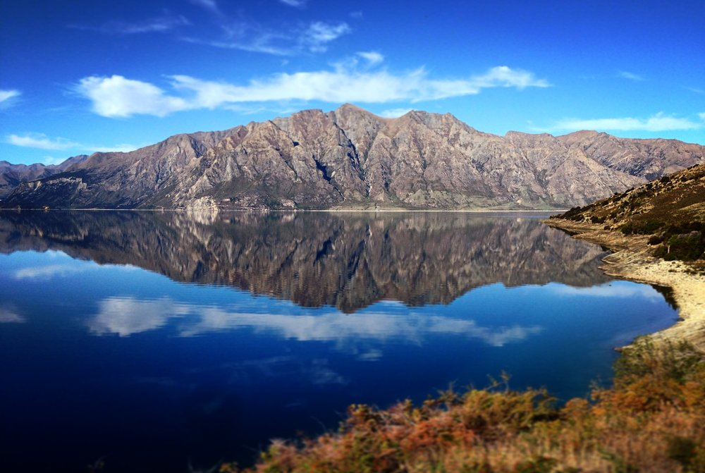 Wanaka New Zealand fly fishing guide