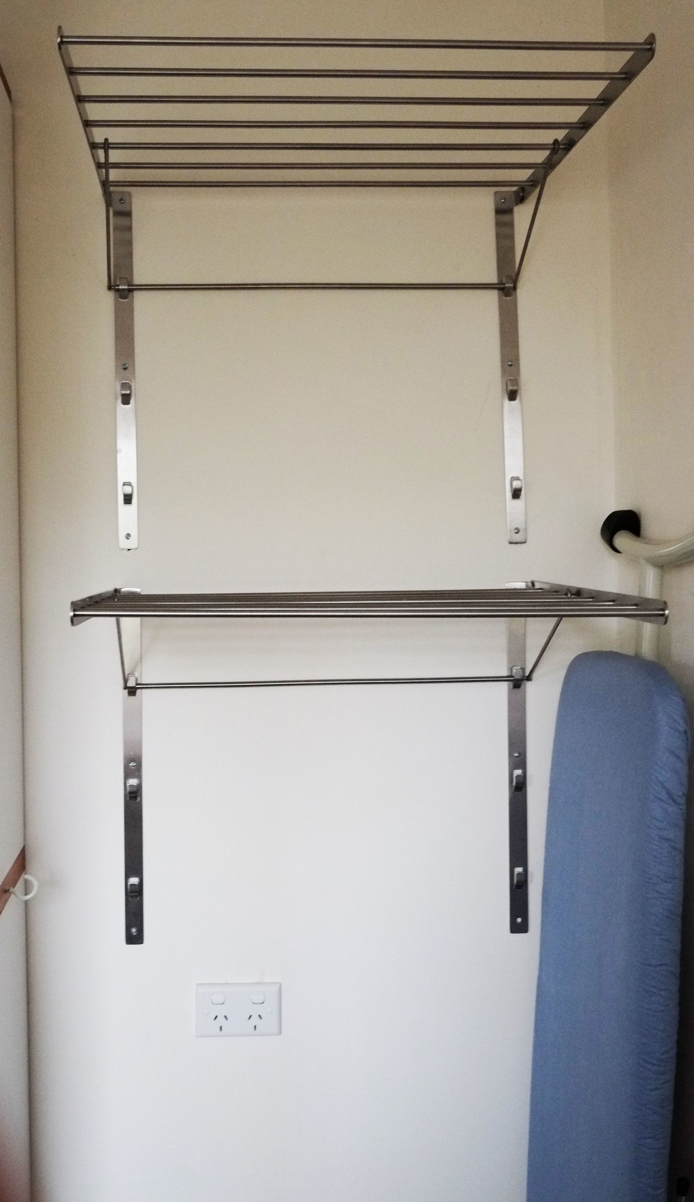 Hanging racks