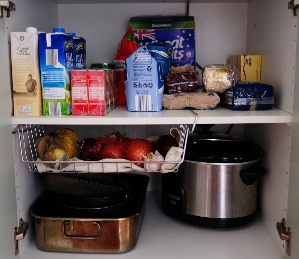 Storage Solutions For The Pantry Blog Home Organisation