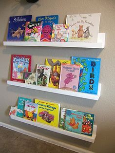 Book Storage Ideas