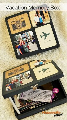 travel memory box
