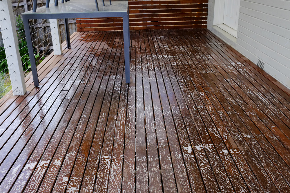 soapy deck