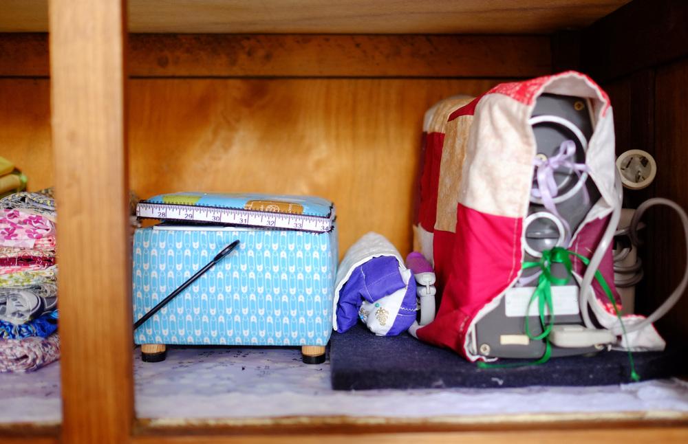 organised dresser