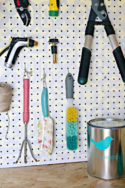 pegboard tools
