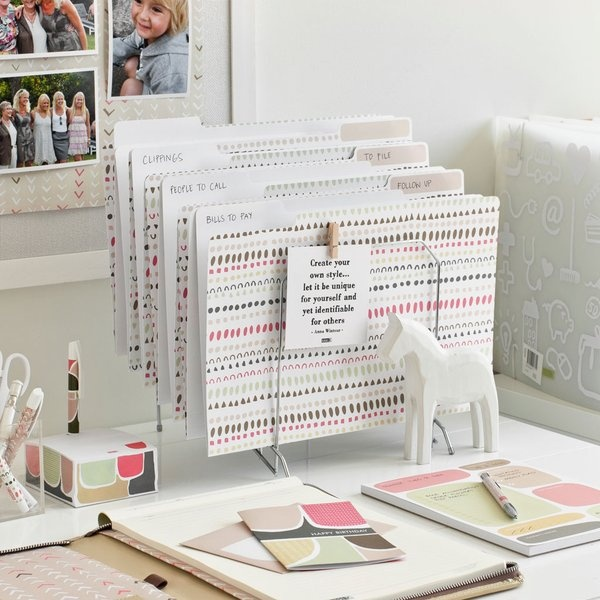 Vertical file organiser from Kikki-K